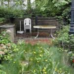 Der Garten vor den Arbeiten